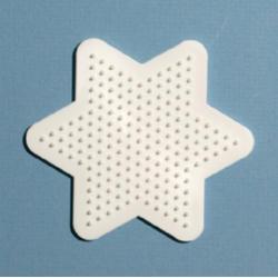 Hama Midi kis csillag sablon