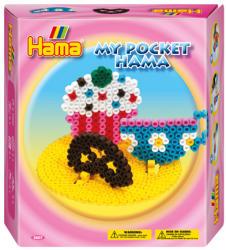 Hama Midi 1000db-os süteményes mini gyöngyszett
