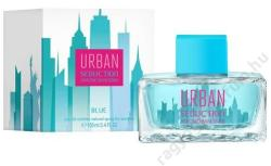 Antonio Banderas Urban Seduction Blue for Women EDT 100ml