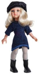 Paola Reina Papusa Claudia in rochie de tricot cu lurex (4501)