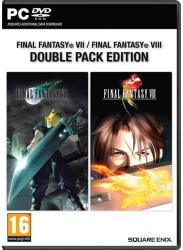 Square Enix Final Fantasy VII / VIII Double Pack Edition (PC)