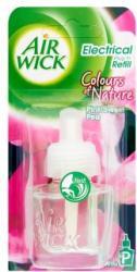 Air Wick Electrical Plug In Colours of Nature Pink Sweet Pea elektromos utántöltő (19ml)