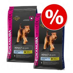 Eukanuba Daily Care Overweight & Sterilised 2 x 12,5kg