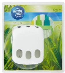 Ambi Pur 3Volution Fresh New Day állítható illatpárologtató és illatpatron (20ml)