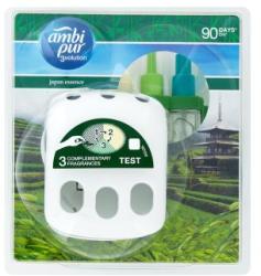 Ambi Pur 3volution Japan Essence állítható illatpárologtató és illatpatron (20ml)