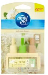 Ambi Pur 3Volution Soft White Flowers utántöltő (20ml)