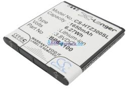 Compatible HTC Li-ion 1650 mAh BP6A100