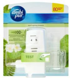 Ambi Pur April Spring Breeze állítható illatpárologtató és illatpatron (20ml)