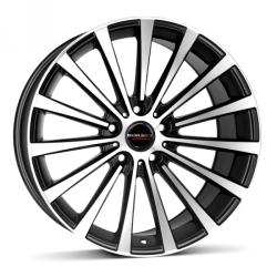 Borbet BLX black polished matt CB72.5 5/112 18x8.5 ET30