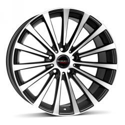 Borbet BLX black polished matt CB72.5 5/112 18x8.5 ET30