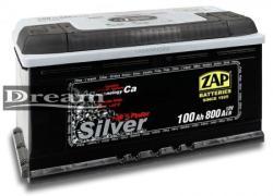 ZAP Silver 100Ah 800A Jobb+