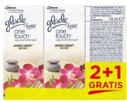 Glade One Touch Japanese Garden utántöltő (3x10ml)