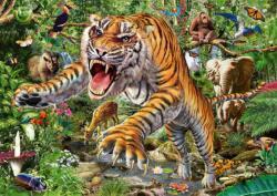 Schmidt Spiele Tiger Angriff 500 db-os (58226)