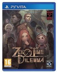 Aksys Zero Time Dilemma (PS Vita)