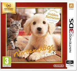 Nintendo Nintendogs + Cats Golden Retriever & New Friends [Nintendo Selects] (3DS)