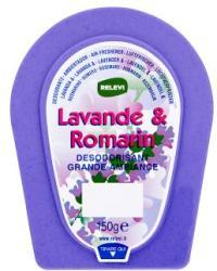 Linea Fresh Lavender & Rosemary légfrissítő gél (150g)
