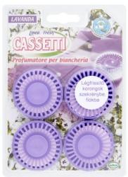 Cassetti Lavender légfrissítő korongok szekrénybe (4db)