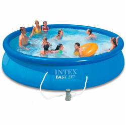 Intex Easy Set medence szett 457x84cm (28158)