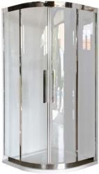 Leziter Spirit Luxor 90x90x200 cm íves (PC90S)