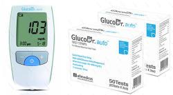 All Medicus GlucoDR AGM-4000