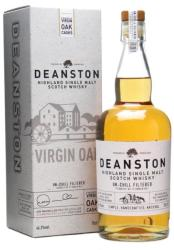 DEANSTON Virgin Oak Whiskey 0,7L 46,3%