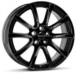 Borbet LV5 black glossy 5/112 16x7 ET45