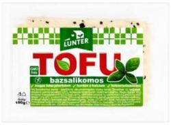 LUNTER Bazsalikomos tofu 180g