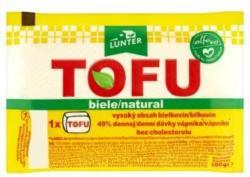 LUNTER Natúr tofu 180g