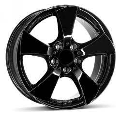Borbet TB black glossy CB66.5 5/112 16x7.5 ET37