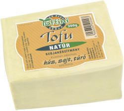 Toffini Natúr tofu 300g