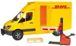 BRUDER Masina Sprinter DHL cu ridicator manual (2534)