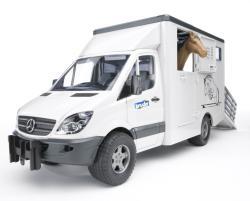BRUDER Masina transport animale Mercedes Sprinter (2533)