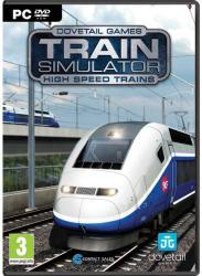 Dovetail Games Train Simulator  High Speed Trains (PC)