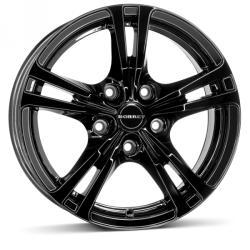 Borbet XLB black glossy 5/120 16x7 ET42