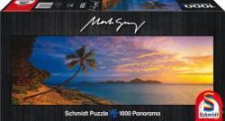 Schmidt Spiele Panoráma puzzle - Tokoriki Island Sunset, Mamanuca Islands 1000 db-os (59288)