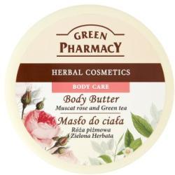Green Pharmacy Muscat Rose & Green Tea Body Butter 200ml