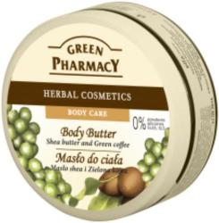 Green Pharmacy Shea Butter & Green Coffee Body Butter 200ml