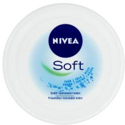 Nivea Soft Moisturizing Cream 300ml