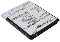 Utángyártott Samsung Li-ion 2000 mAh EB-BG355BBE
