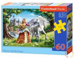 Castorland A hercegnő és barátai 60 db-os (B-06830)