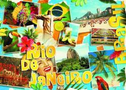 Schmidt Spiele Rio de Janeiro 3000 db-os (58185)