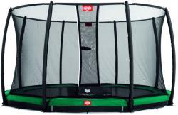 BERG Champion 330 süllyesztett trambulin Deluxe 330 védőhálóval