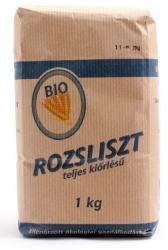 Első Pesti Malom Teljes kiőrlésű bio rozsliszt (RL-190) 1kg