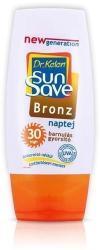 Dr. Kelen SunSave Bronz naptej SPF 30 100ml