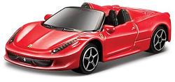 Bburago Ferrari 458 Spider 1:64