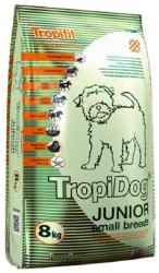 TropiDog Super Premium Junior Small - Lamb, Salmon & Eggs 8kg