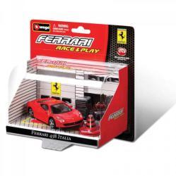 Bburago Race & Play - Ferrari 458 Italia 1:43