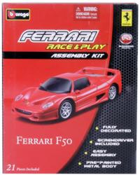 Bburago Race & Play Assembly Kit - Ferrari F50 1:43