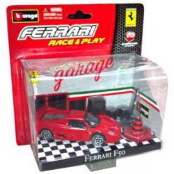 Bburago Race & Play - Ferrari F50 1:43