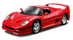 Bburago Ferrari F50 1:32